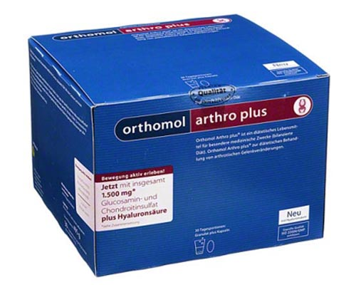 Orthomol Arthro Plus Инструкция По Применению img-1